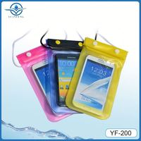 New style jeans wallet waterproof case for samsung note 3