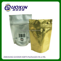 Customized good quality hair oil package sachets
