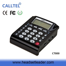 High quality OEM factory china call center telephone dial pad for call center