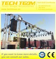 Tower system Truss Tower Height 6m or 8m