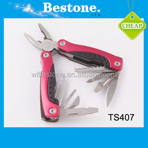 High quality 2CR13 stainless steel pocket multi tool plier