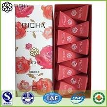 Fit tea detox, Chinese tea for best detox cleanse, herbal slim rose black tea with private label