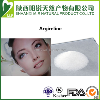 Factory supply high quality argireline cosmetic material