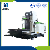 DBM130 Horizontal Cost Of Boring Machine Liner Rail With Chip Removal