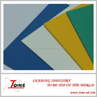 frost pvc sheet&4'X8' pvc sheet in different thickness and density