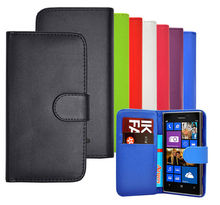 For Nokia Lumia 1520 Phone PU Leather Mobile Phone Wallet Book Flip Case Cover