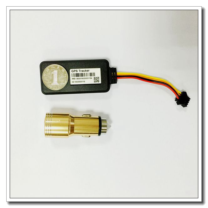 Remote cut off petrol and power Car Micro GPS trackers for realtime tracking Vehicle
