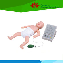 Infant manikin medical school teaching model