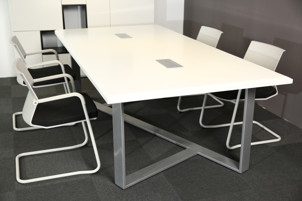 New Modern Office Furniture Conference Table Power Outlet