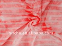single jersey fabric TR yarn dyed tie dye