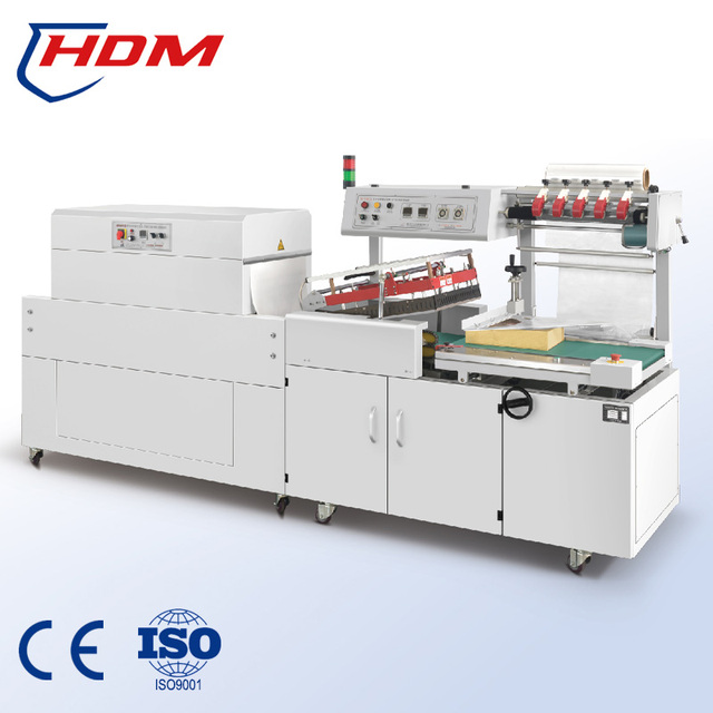 Automatic Heat Shrink Wrap Machine Thermal Shrink Packaging Machine