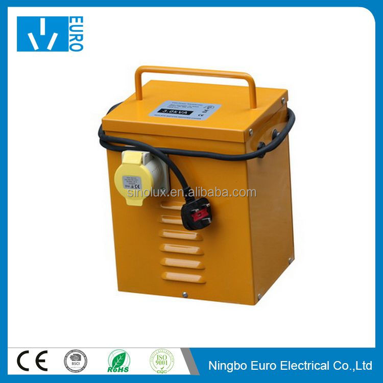 China supplier excellent quality voltage transformer 230v to 100v