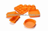 New design Sedex audit factory durable moldes de silicone para pasta americana
