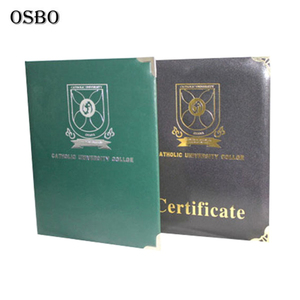 Graduate Degree Leatherette A4 Diploma Cover/Holder