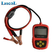 Hot selling LANCOL MICRO-30 Motorcycle Battery Tester & Diagnostic Tool