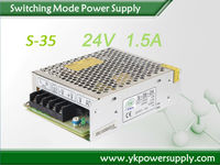 LED Driver 24V 36W Constant Voltage LED Driver With Rainproof Led Power Supply