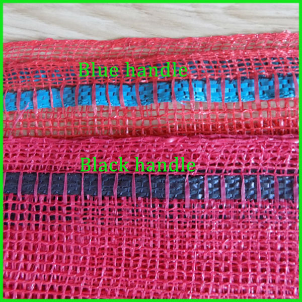 Agricultural vegetable firewood use mesh net polypropylene leno bags for sale in china
