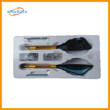 High quality 100% Billet Aluminum cnc rear mirror motorcycle