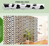 Modern Design Waterproof Printing PVC Self Adhesive Film Wallpaper for Home Decoration