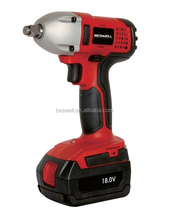1/2 inch 18V Li-Ion Battery Powered Cordless Impact wrench Power Tools CIW-112A1