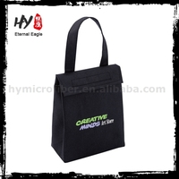 Personal design spunbond nonwoven shopping bags, folding nonwoven bag, nonwoven fabric polyester foldable shopping bag