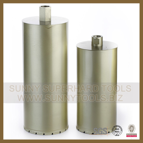 High Quality Diamond Core Drill Bit for hard rock, reinforced concrete