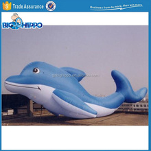 Giant Inflatable Dolphin Cartoon Model