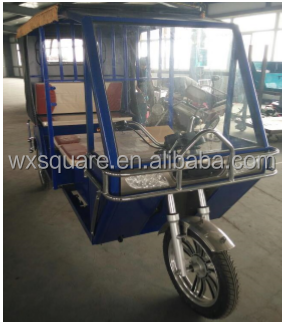 Electric rickshaw/trike/tuk tuk/pedicab adults electric tricycles
