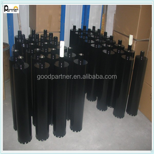 terrific !!!vacuum brazed diamond core drill bit for engineering and construction