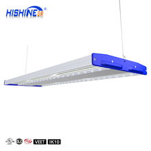 USA quality Indoor led recessed linear light 300w high bay 175LM/<strong>w</strong> with Smart sensor
