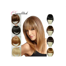 wholesale popular 10 colors available fringe wigs synthetic fiber bob hair natural hair fringe for women