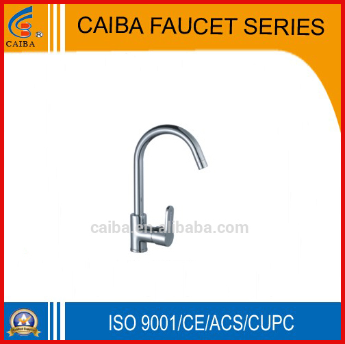 New Brass Chrome Kitchen Faucet/Tap/Mixer