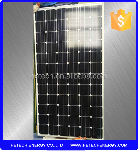175W monocrystalline Solar panel / cheap solar panel china / solar panel price