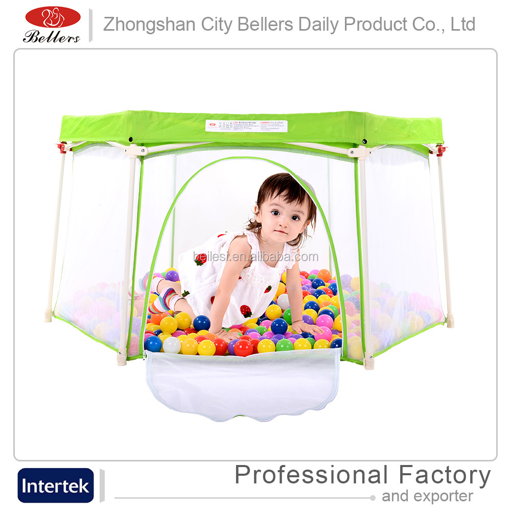 European Standard wholesale Luxury Large Baby /Kids Playpen