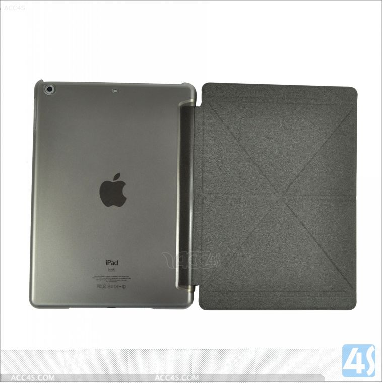 2013 charger leather ipad case, leather case for ipad air, leather case for ipad P-IPD5CASE093