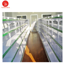 Best Selling Steel Collapsible Supermarket Gondola Shelving Shelf from China Shelf Supplier