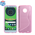 Spare Parts For Motorola Mobile S Line Soft TPU Case For Moto G6 Plus