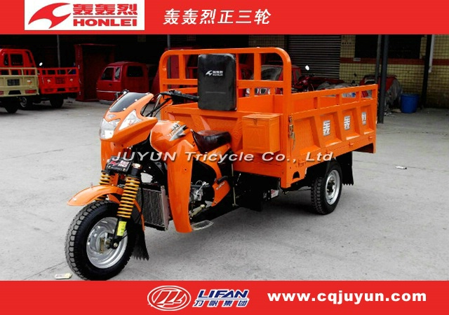LIFAN air cooling engine Cargo Tricycle/Three Wheel motorcycle made in China HL175ZH-A13