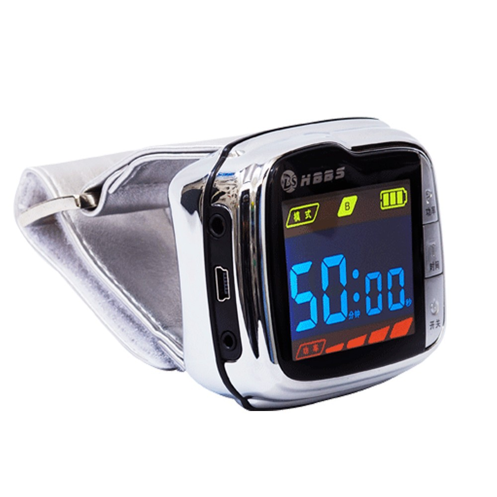 new products from alibaba health care cardiovascular and cerebrovascular disease laser wrist watch