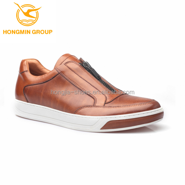 2016 high quality man best casual sport china footwear whoesale shoes pigskin fashion new man leather shoe