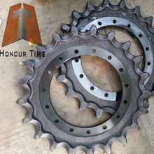 4I7472 E110B E311B E312 E314C Chain Sprocket drive wheel for undercarriage parts with 21T 15H