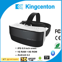 2016 best unique christmas gifts android wifi virtual vr box 3d for bf movie