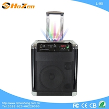 Supply all kinds of trolley battery speaker,public address system portable