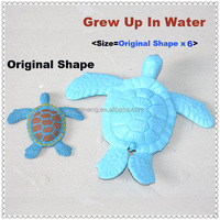 Kids toys growing animals in water,sea animal,ocean animal toys<Material:EVA>