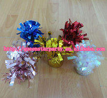 Colorful Party Decorations Balloon Weights