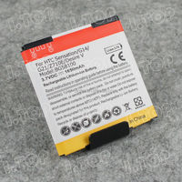 High Quality Phone Battery for HTC G14/ Sensation 4G, 1650 mAh