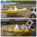 Gather Yacht HOT SALE New CE certificate electric motor cheap inflatable boats for sale