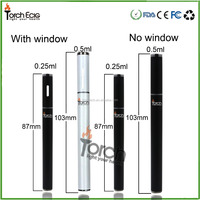2015 e cig 510 oil vaporizer cartridge bud touch co2 cartridge vaporizer O.Pen oil vapor pen disposable Cbd CO2 cartridge
