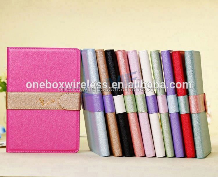 Handmade Stand Leather Case Lightly For Ipad Mini Original Mobile Phone Case