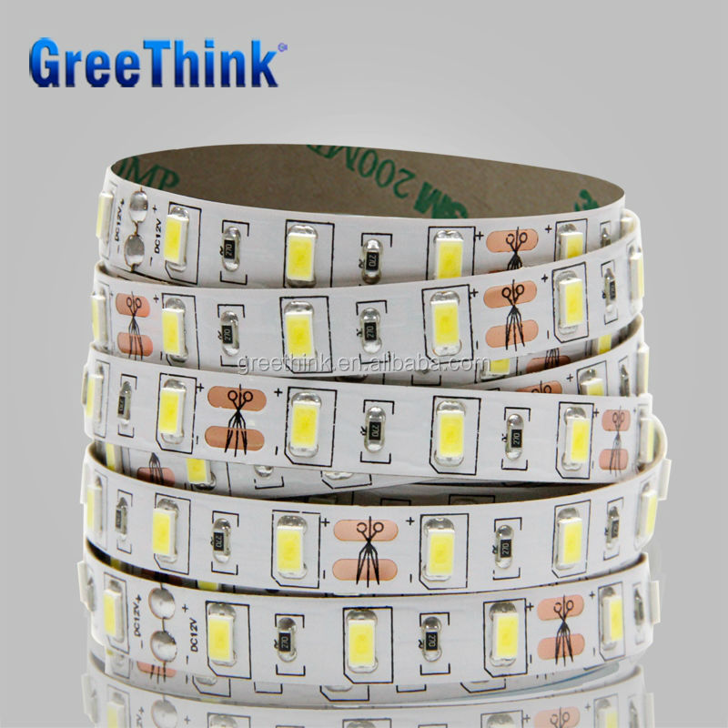 SMD5630 led strip nonwaterproof flexible led strip light 60leds led christmas light